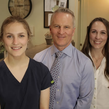 Lawrence Chiropractic team