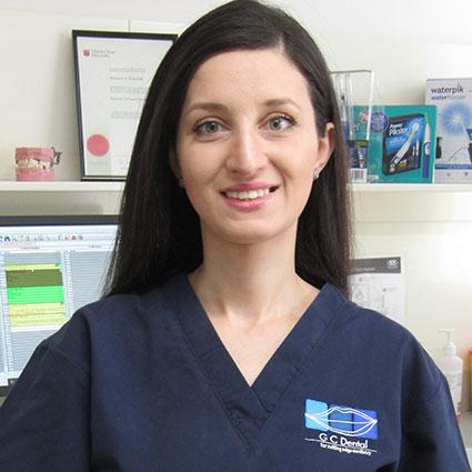 Dr. Marina Riskallah