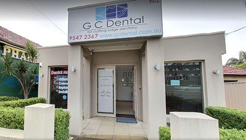 GC Dental exterior