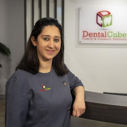 Dr Amrita headshot