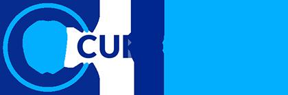 Cure Dental logo - Home
