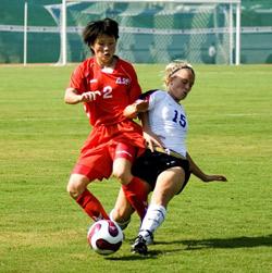 tackle injury soccer