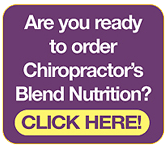 Click Here to order from Chiropractor's Blend Nutrition!