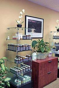 Nutrition Products available in our office