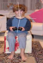 Children's posture