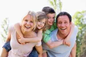 Chiropractic is safe for the whole family.