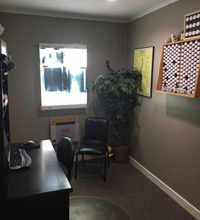Noninvasive Surface EMG in Reynoldsburg Chiropractic office