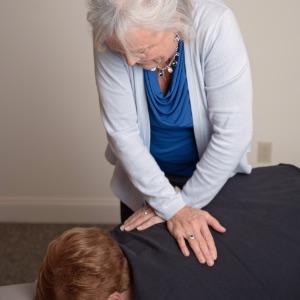 Dr. Karen Performing Adjustment