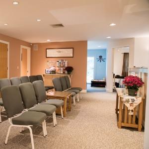 Reception Area Side