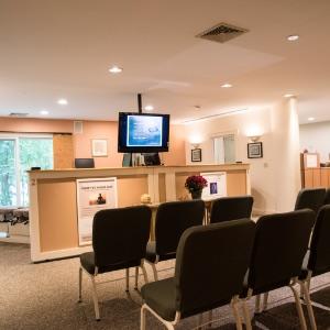 Reception Area Back