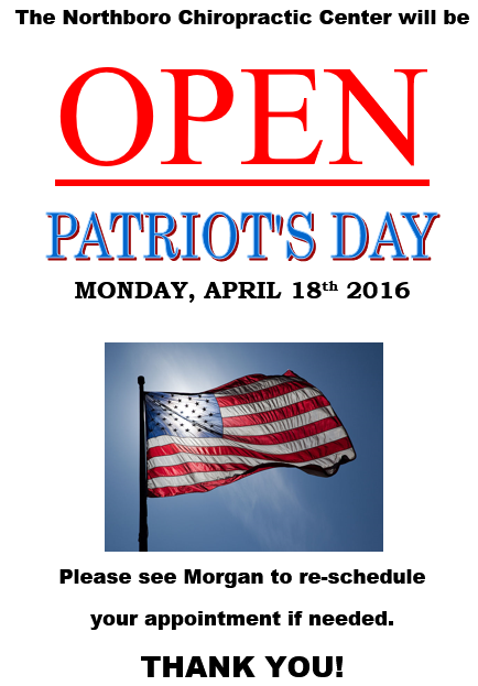 pats day