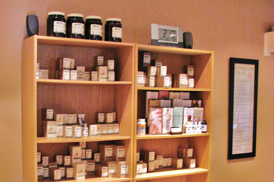 We also carry a full line of organic, whole food based supplements available for purchase.