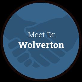 Meet Dr. Wolverton