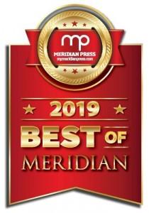 2019 Best of Meridian Award