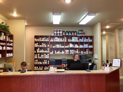 Our Front Desk and Staff