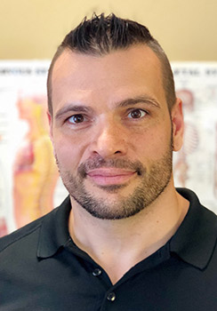Meridian Chiropractor, Dr. Christian Price