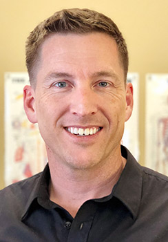 Meridian Chiropractor, Dr. Roy Strickland
