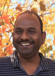 Gugan Dakshnamurthy, physiotherapist