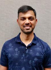 Maunik Bhavsar, Century Park Pain and Health Clinic physiotherapist