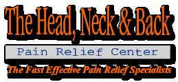 The Head, Neck & Back Pain Center logo - Home
