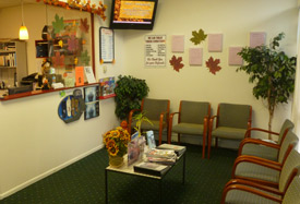 Our goal is to offer state-of-the-art chiropractic care in a comfortable surrounding.
