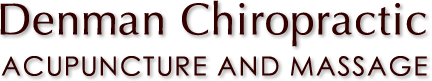 Denman Chiropractic Acupuncture and Massage logo - Home