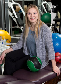 Heather McKay, St. Catharines Chiropractic & Health Centre Physiotherapy Assistant
