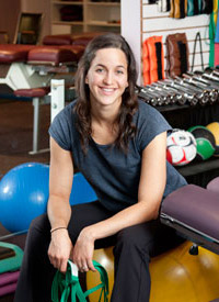 Sabrina Difruscio, St. Catharines Chiropractic & Health Centre Kinesiologist