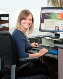 Tiffany McCarthy, St. Catharines Chiropractic & Health Centre Administrative Assistant
