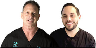 Dr Rob Hanopole and Dr. Mike Rubenstein