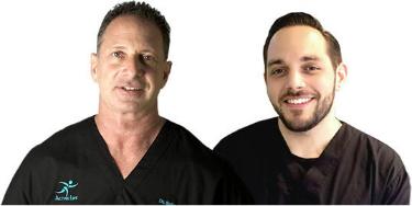 chiropractors Dr. Hanopole & Dr. Rubenstein