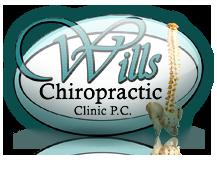 Wills Chiropractic Clinic logo - Home