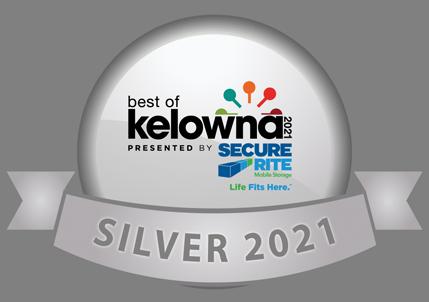 kelowna silver award