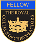 Fellow- The Royal College of Chiropractors