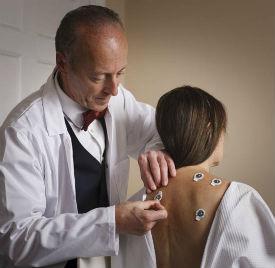 Hull chiropractor Guy Gosselin