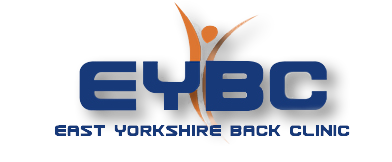 East Yorkshire Back Clinic logo - Home