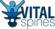 Vital Spines logo - Home