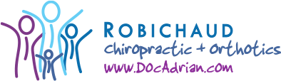Robichaud Chiropractic & Orthotics logo - Home