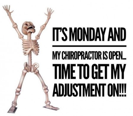 Monday adjustment