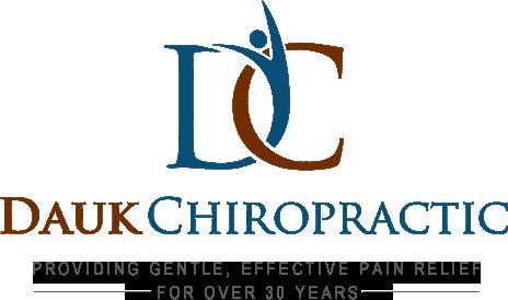 Dauk Chiropractic logo - Home