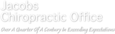Jacobs Chiropractic Office logo - Home