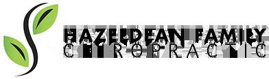 Hazeldean Family Chiropractic Clinic logo - Home