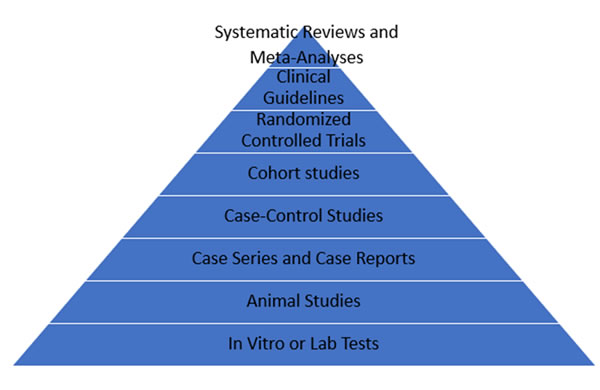 Evidence-based Care Hierarchy
