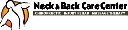 Neck and Back Care Center logo - Home