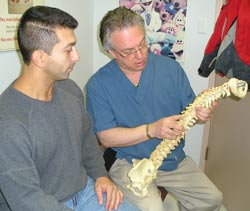 Our job is offer you the very best chiropractic care possible. It?s your job to decide how much of it you want.