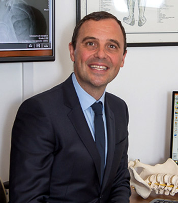 Dr. Clive Dennis, Chiropractor Naas-Swords Chiropractic Clinics