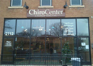 Uptown Minneapolis ChiroCenter Office