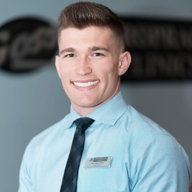 Chiropractor Sterling Heights, Dr. Jack Goss