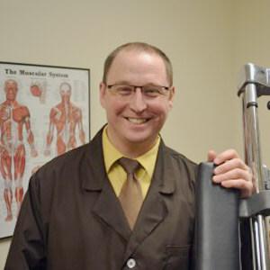 Chiropractor Davenport, Dr. Michael Hoover