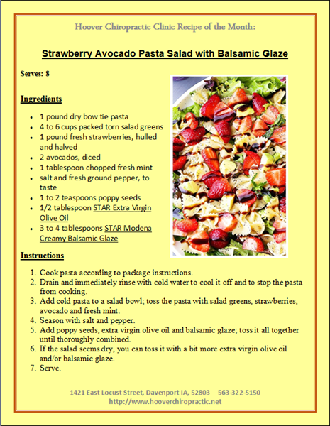 strawberry-avocado-pasta-salad